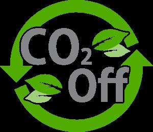 INNATO - logotipo  carbonoff CO2  OFF