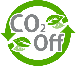INNATO - logotipo  carbonoff CO2  OFF